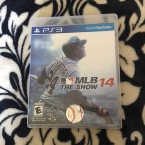 COPY - I'm selling MLB 14 The Show